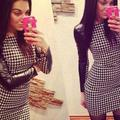 Новое стильное платье для стильной девушки