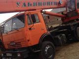 Камаз кран 25 тон 2007 г