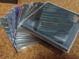 Коробки для дисков DVD, CD, бу